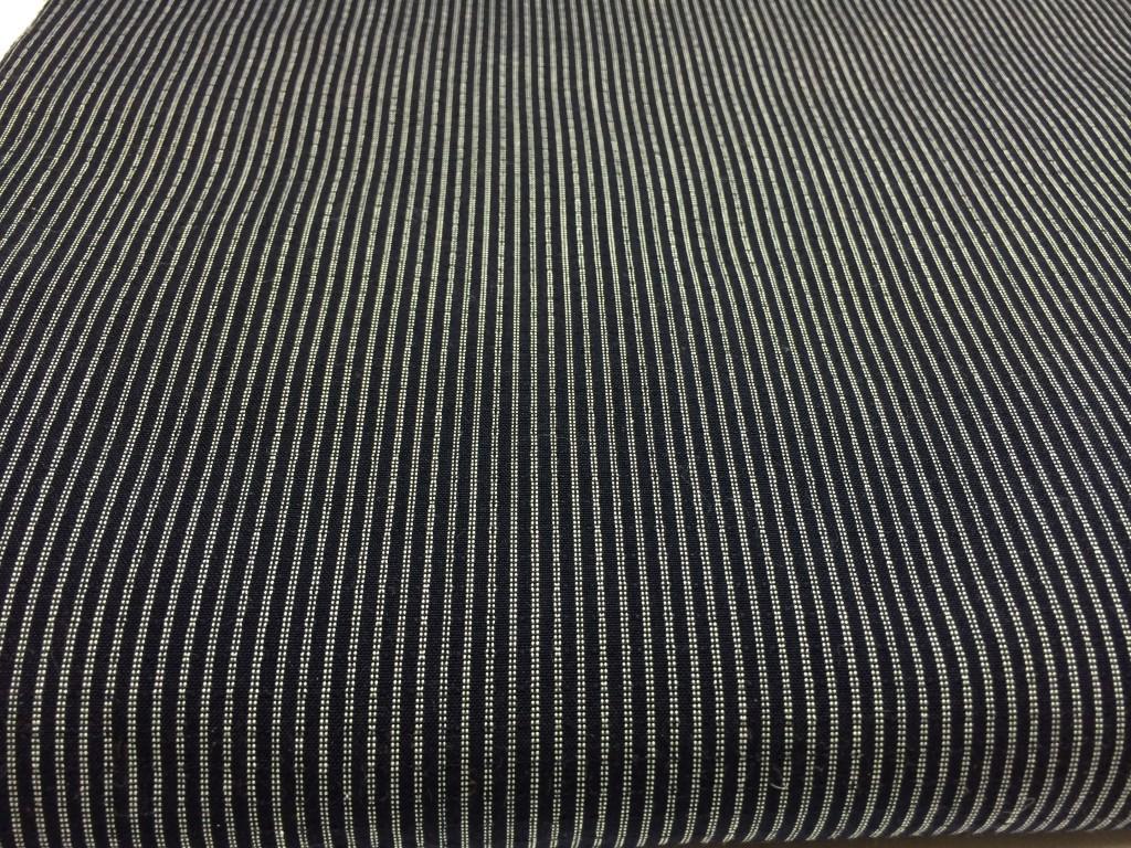 H26.6.20八女紬縞紺白